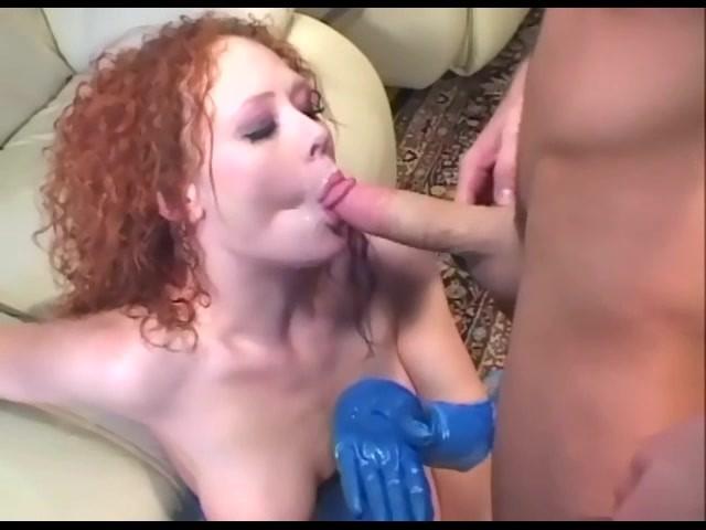 sexe anal en latex