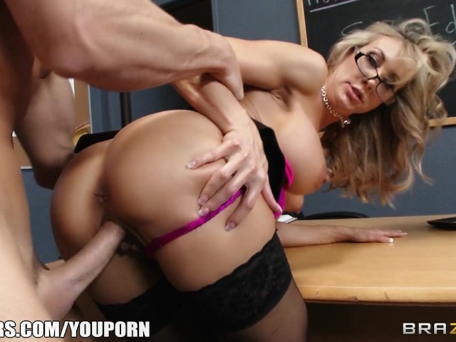 School Principal Brandi Love Gives School Teacher A Sex Ed -3367