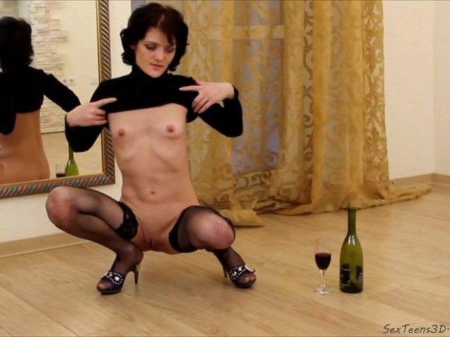 images of sexy women inserting bottles