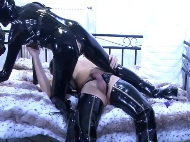 Latex slave - absurdum productions, arabi nude girls pic