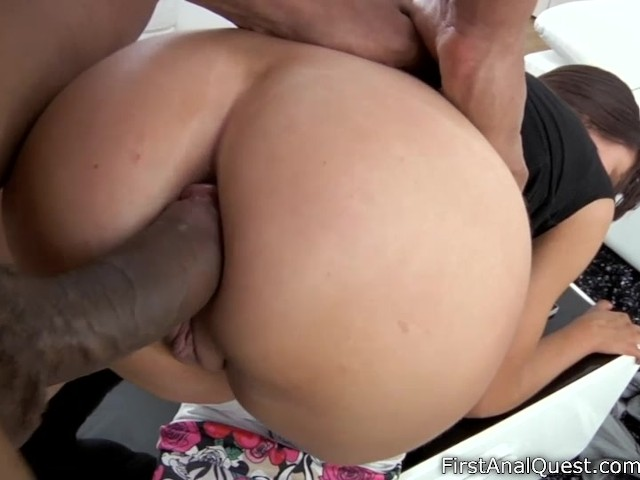 tushy i tried anal with my roomate