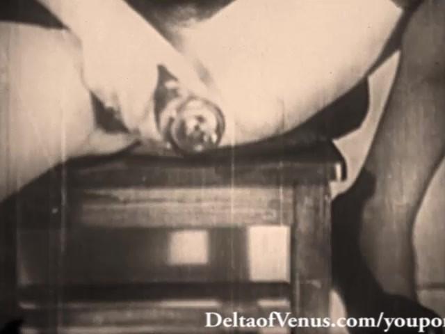 Vintage porn authentic antique erotica 9 - 2 part 7