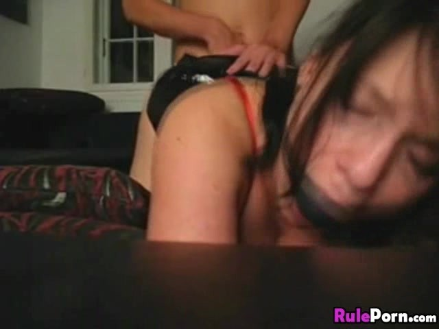 eager rich lady with nice breasts taken from the back