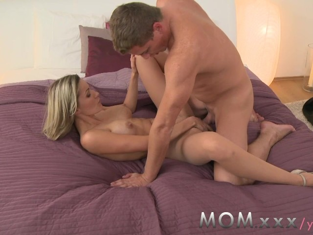 Hairy milf with you man 1