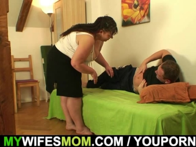 His Wife Leaves And He Bangs His Buddy
