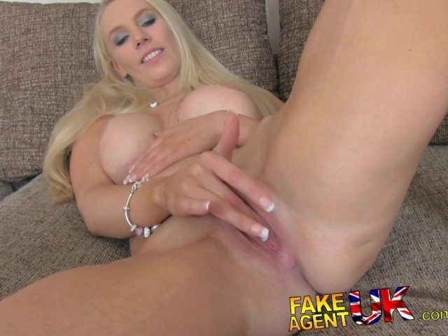 Fakeagentuk South African Babe Put Through Paces In Fake -9441