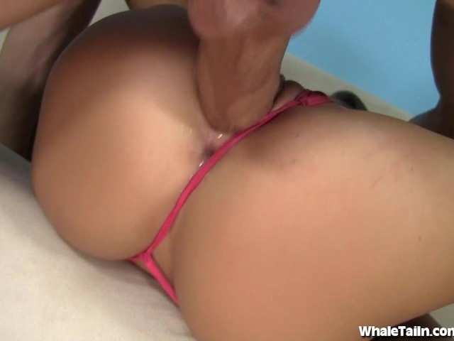 Hot thong fuck