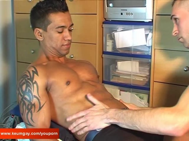 Gay guy with huge cock