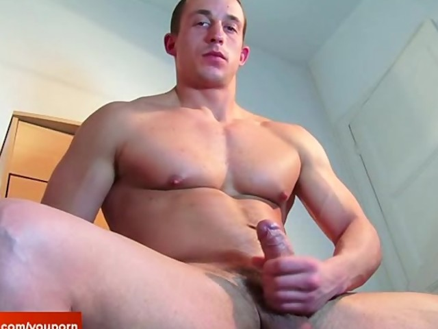 image French straight guy039s cock gets wanked in spite of him brahilm