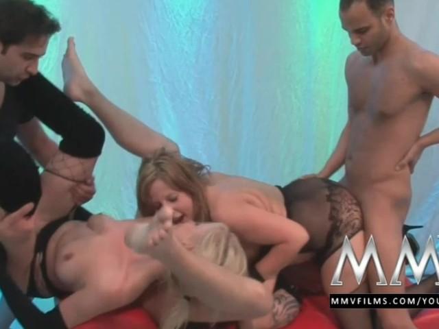 Mmvfilms german sperm diva loves bukkake gokkun 8