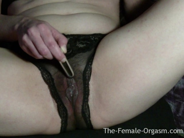 dirty oozing pussy panties
