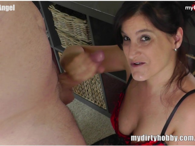 German milf blowjob fucked and jizzed 2