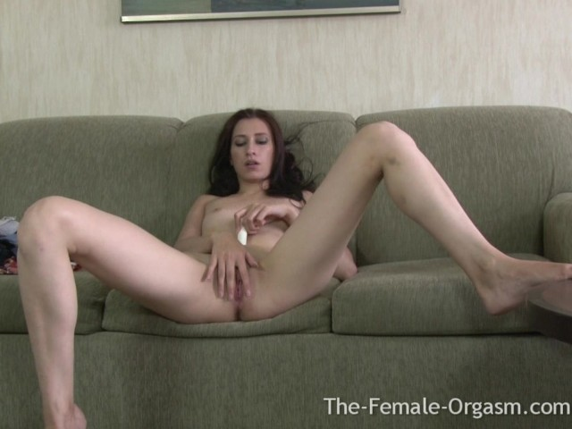 Real Female Masturbation Orgasm