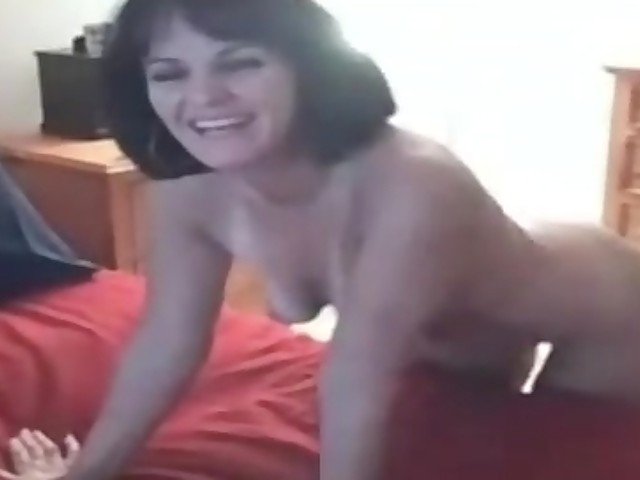 Affectionate babe sucks a huge rod while having her pussy nailed from below 5