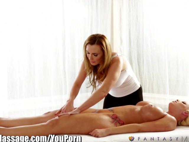 cougar fantasy massage