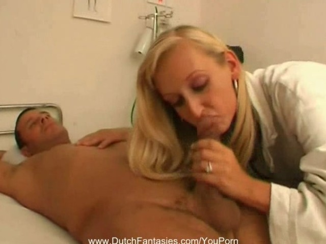 Blonde Doctor Fucks Her Patient - Free Porn Videos - Youporn-9040