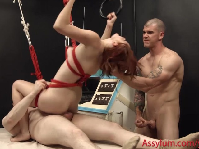 Violet Monroe gets rough anal and ass to mouth at the Slop Kitchen #1156515