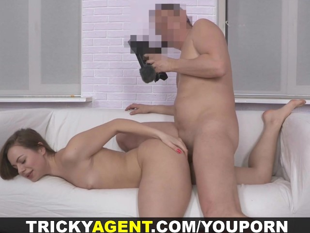 Tricky Agent - Stylish cutie who loves cock #341470