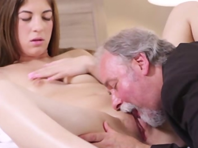 Sensei banged her student with his fat cock 8