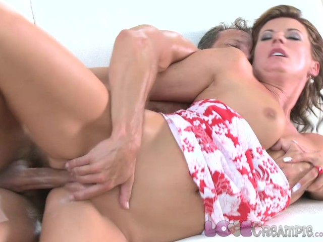 Love Creampie Mom Has Wild Orgasm When You Fill Her Pussy Full Of Cum Free Porn Videos Youporn