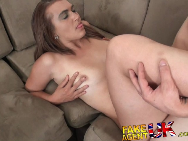 image Fakeagentuk rimming blowjobs and fucking with cute british amateur