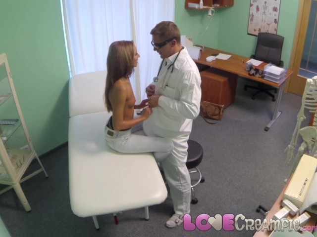 Love Creampie Doctor's Patient Dripping From the Cum Shot Inside Her - Free  Porn Videos - YouPorn