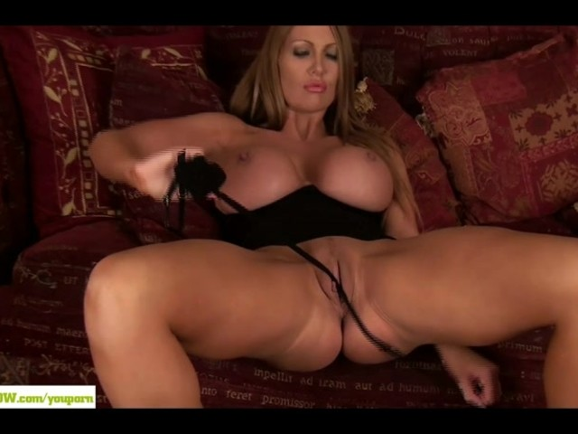 Cougar Leigh Darby Licks Big Tits - Free Porn Videos - Youporn-2761