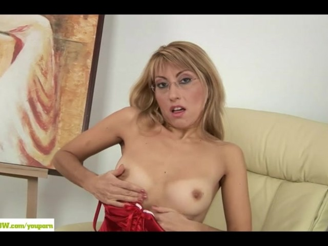 Blond hairy pussy #4
