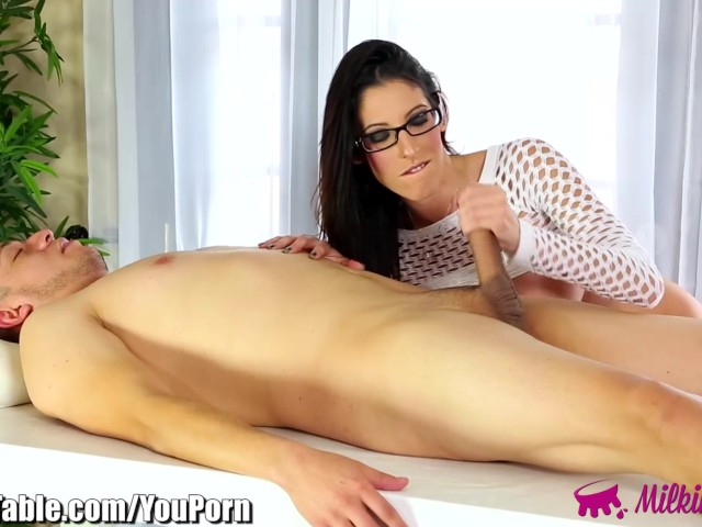MilkingTable Big Tits Dava Foxx Blowjob Therapy #1157545