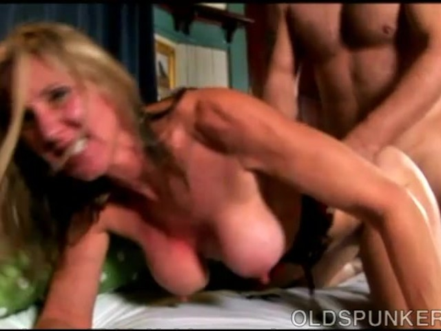 Jenna Is A Beautiful Big Tits Old Spunker Who Loves To -3527