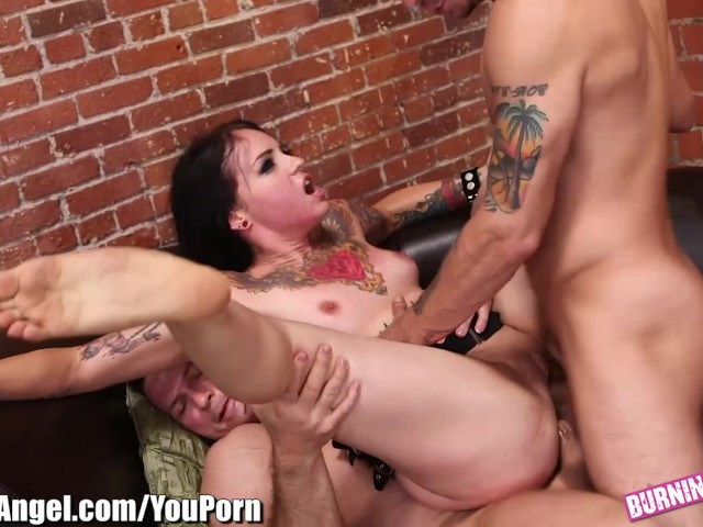 BurningAngel Slutty Punk Doubly Penetrated #317256
