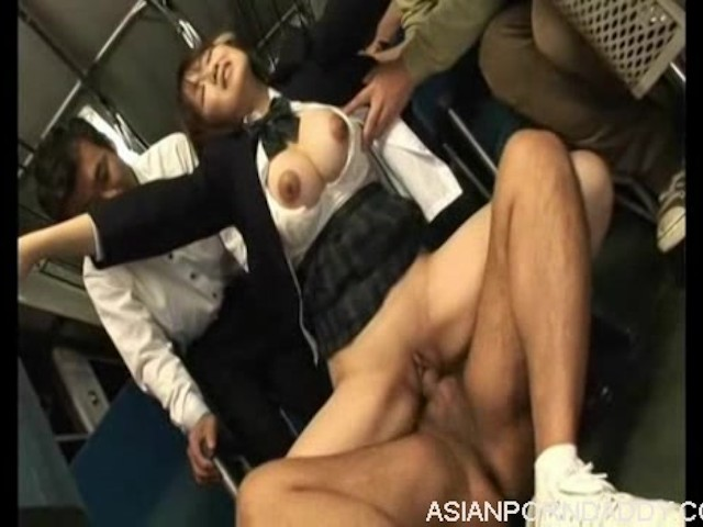 Free Porn Asian Train
