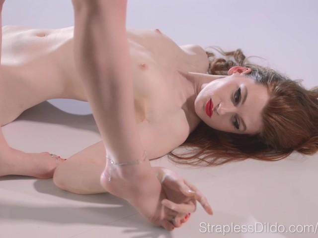 lesbians, pantyhose, foot fetish, Strapless Dildo, tribbing, grinding, legs, nylon, smothering