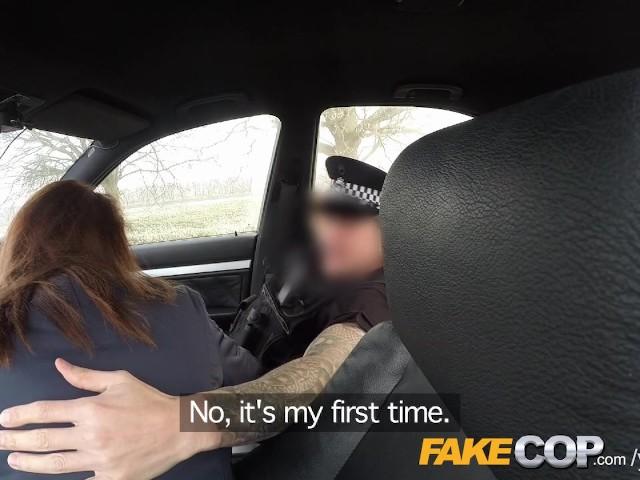 Female Fake Taxi Tribbing