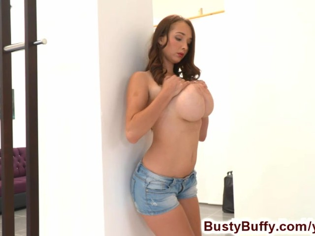 Busty Buffys Boobs Jump On Fitness Ball - Free Porn Videos -3483