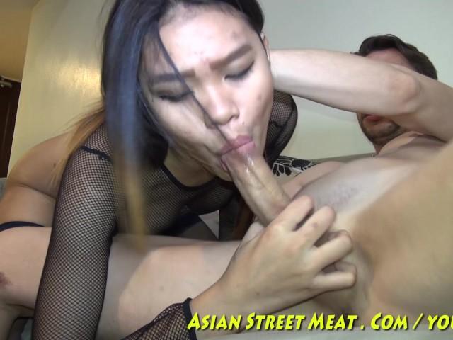 Deep Thai Throat Convulsions #1153250