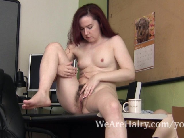 Annebelle lee strips and masturbates after work 8