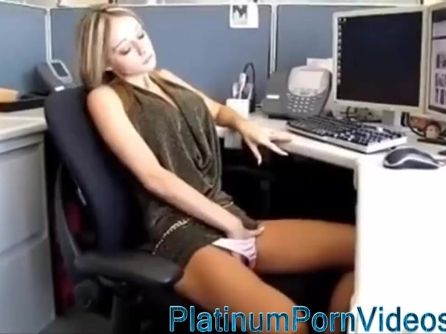 Real amateur office sex