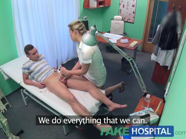 Creampie hospital