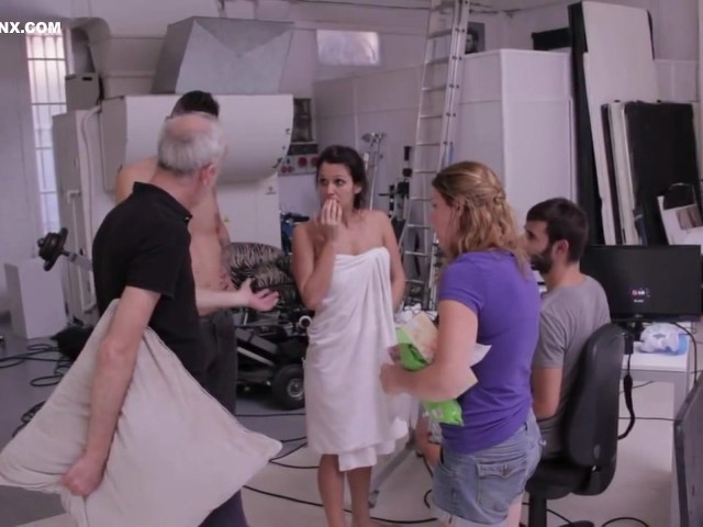 Porn behind the scenes sex