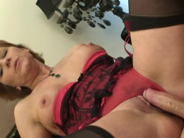NastyPlace.org - English Mother Creampied By Her Son #550631