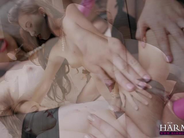 HARMONY VISION Dani Daniels Lesbian Fetish