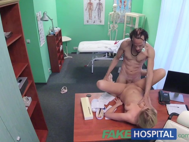 Fakehospital american doctor fucks sexy nurse 5