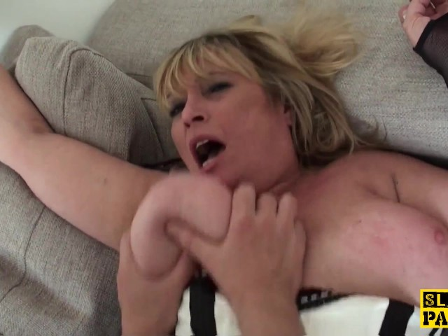Banks humiliated british girl anal masturbation