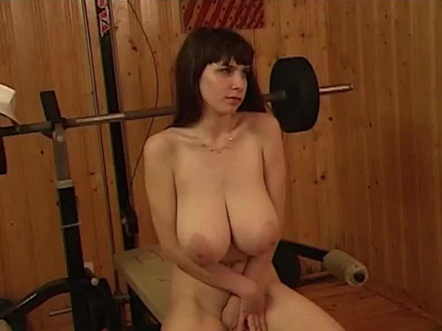 Russian Teen Huge Boobs