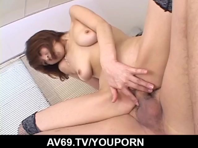 Jun kusanagi gets nasty on cock while at work 2