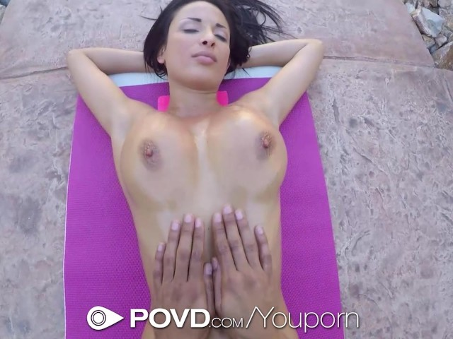 Povd - Anissa Kate Gets Her Ass Fingered and Fucked Pov Style