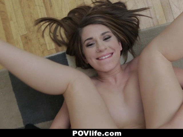 Povlife online hottie fucked on first date 4