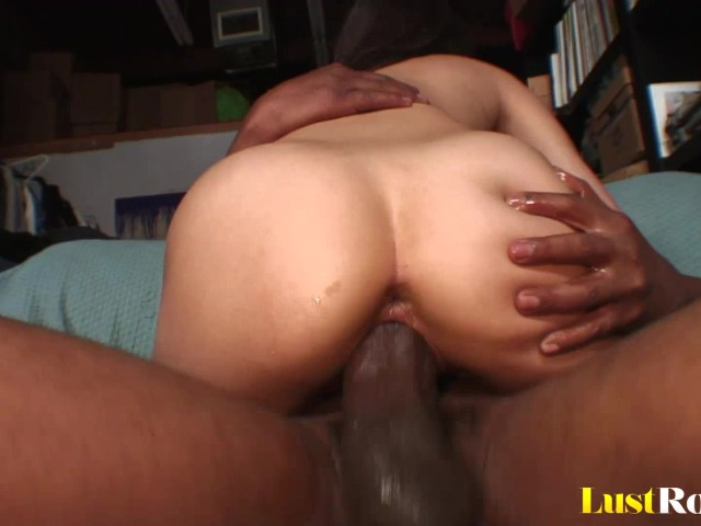 image Lucky stud gets to cover ariel rose039s butt