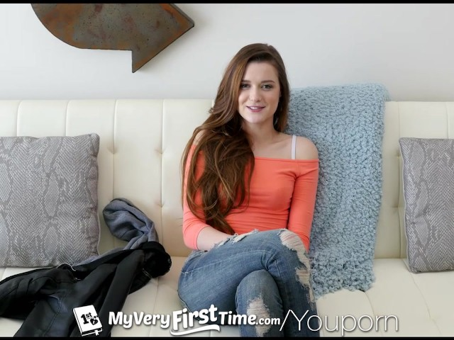 Myveryfirsttime - Alex Mae Difficult First Anal Sex -7197